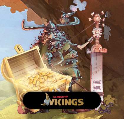 almighty vikings casino